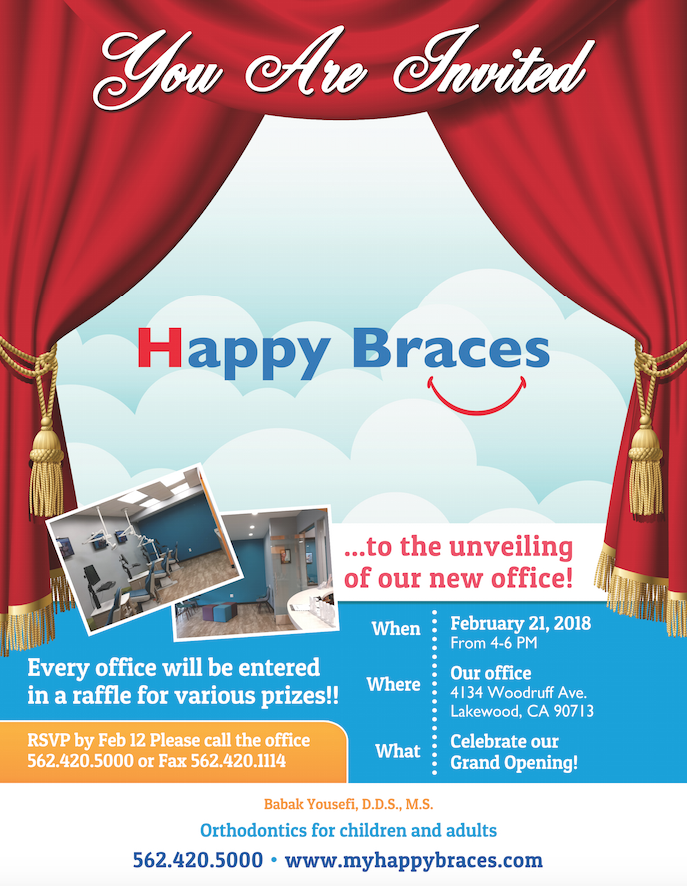 Lakewood Happy Braces Grand Opening!